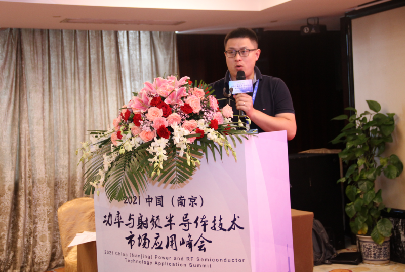 中电科五十五所高级工程师刘强