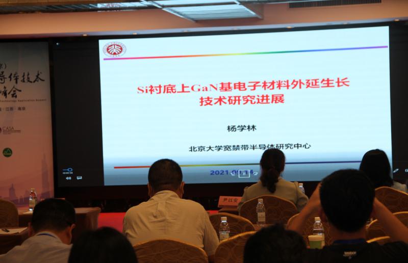 北京大学物理学院高级工程师杨学林